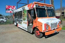 2004 Workhorse P4500 24' Stepvan Catering Truck and Kitchen Food Truck for Sale