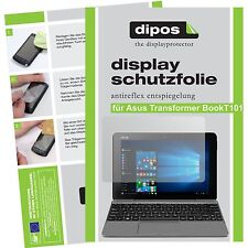 2x Asus Transformer Book T101 Screen Protector Protection Anti Glare dipos