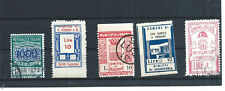 Italy - Local Revenue Stamps - 3