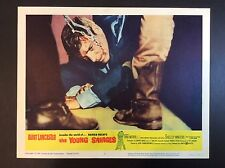 "BURT LANCASTER 11 x 14 ""THE YOUNG SAVAGES"" 1961 LOBBY CARD MOVIE THEATER PROMO"