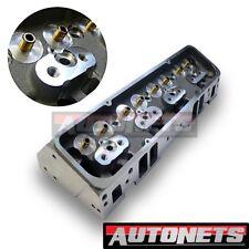 SBC Small Block Chevy Angled Plug Cast Aluminum Cylinder Head 64cc 2.02 / 1.6