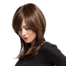Beauté Femmes Cheveux synthétiques Perruques naturels Perruques Mix