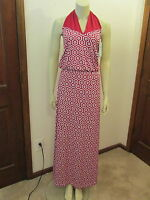 Burgundy Red 3-Way Maxi Dress by Mud Pie, Size Small (4-6), NWT
