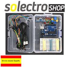 Mini KIT Arduino Básico Mini UNO Atmega328 compatible 100% cajita plataforma B31