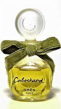 GRES CABOCHARD PARFUM 15ml/0.5oz Womens Miniature Bottle Perfume Rare