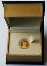 2006 FIJI POPE JEAN PAUL II GOLD PROOF $10 - WITH BIBLE CASE