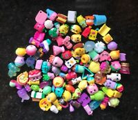 Shopkins Lot of 100 Figures Moose Various Seasons And Characters