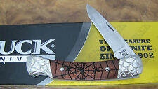 B501 Buck Squire with Spider + Web & Recluse Spiders and Customed Bolsters - NEW