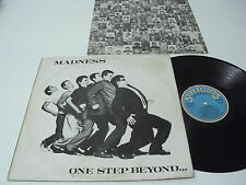 MADNESS One Step Beyond - 1979 PORTUGAL LP - Portuguese Release RARE