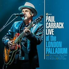 Paul Carrack - Live at the London Palladium [New CD] UK - Import