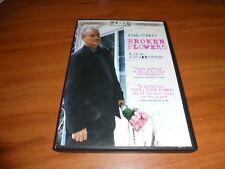 Broken Flowers (DVD, 2006, Widescreen) Bill Murray, Jeffrey Wright Used