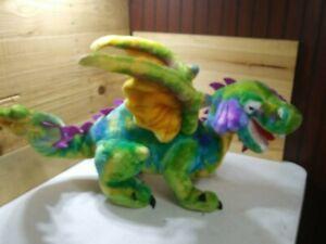 """Melissa & Doug Plush Dragon #2121 40"""" Stuffed Animal"""
