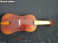 "Copy of old instrument,5 string 15 3/4"" vielle,SONG Brand medieval Fiddle #11230"