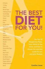 The Best Diet for You!: The Top 30 Weight-Loss Plans, from Atkins to-ExLibrary