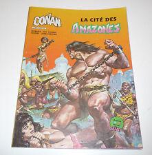Arédit / Artima  Conan Géant  la cité des amazones  nov22