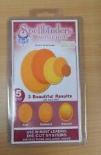 Spellbinder Nestabilities Classic Ovals Large (5) S4-110