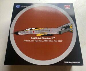 Hobby Master Aviation F-4EJ Phantom JASDF 301 Squadron 1:72 HA19022