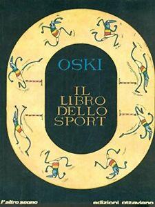 Il libro dello sportOskiottavianoaltro segnofumetti vignetteumorismo 802