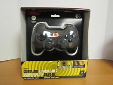 Logitech Cordless Rumblepad 2 / Wireless controller for PC