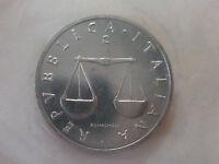 REPUBBLICA 1 LIRA CORNUCOPIA DAL 1968 AL 2001,FDC