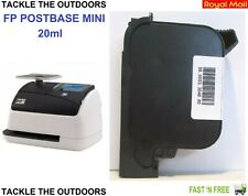 More details for fp postbase mini 20ml blue replacement 58.0053.3046.00 franking ink cartridge x1