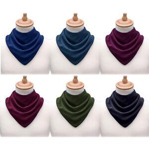Care Designs - Adult Neckerchief Clothing Protector & Special Needs Bandana Bib