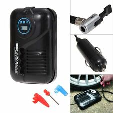 12v Portable Digital Air Compressor 250psi Van Car Tyre Football Inflator Pump