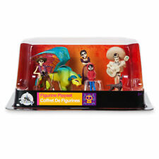 DISNEY Store FIGURE Playset COCO Figurine 6 Piece PLAY SET NEW
