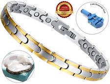 Magnétique Bracelet Carpal Tunnel Relief Arthrite Chronic Thérapie Guérison Pain