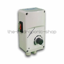 Variac Fan Speed Controller 240V Variable Transformer 1.5A