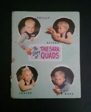 The Australian Womens Weekly  The Story of the Sara Quads  Hardcover