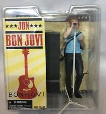 JON BON JOVI MCFARLANE COLLECTIBLE ACTION FIGURE STATUE