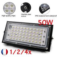 50w 4800LM Projecteur LED Ampoule Spot Extérieur Paysage Sécurité Lampe Étanche