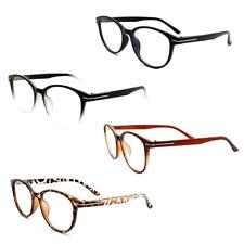 Computer Goggles Blue Light Blocking Anti-Radiation Reading Glasses +1.0 - +4.0