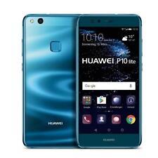 Huawei P10 Lite - 32GB - WAS-LX1A - Unlocked GSM - Dual SIM - Sapphire Blue