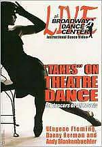BROADWAY DANCE CENTER TAKES ON THEATER DANCE(Blankenbuehler) - DVD - Region Free