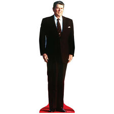 RONALD REAGAN United States President CARDBOARD CUTOUT Standup Standee Poster