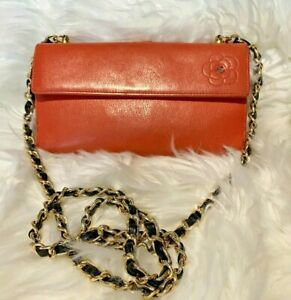 Chanel Camilla Wallet on a chain