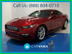 2017 Ford Mustang EcoBoost Premium Coupe 2D Heated & Cooled Seats Keyless Entry Dual Power Seats Keyless Start Air