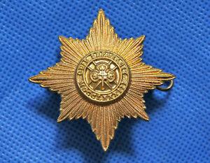 Regimental Military Army Cap Badge with Lugs - Irish Guards - Firmin