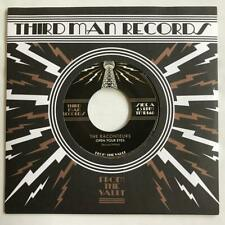 """The Raconteurs Open Your Eyes 7""""45 NM/NM Third Mind Jack White"""
