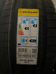 Dunlop Sport Maxx RT 2 235/40 ZR18 (95Y)