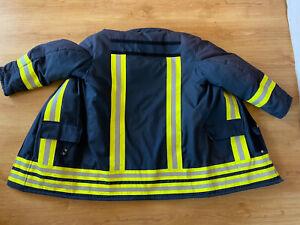 Feuerwehr Jacke Überjacke Einsatzjacke Hupf Teil 1