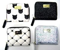 Betsey Johnson LBZIPRINT (LBZPRND) Women's Zip Around Wallet Selected Color