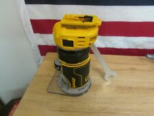 DEWALT 20-Volt MAX XR Lithium-Ion Cordless Brushless Router (Tool-Only) 783