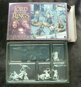 Lord of The Rings Two Towers Boxed Set, Heroes of Helm's Deep