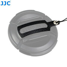 JJC Leather Stickup Lens Cap Keeper String Rope for Fujifilm FLCP-62 mm Lens Cap