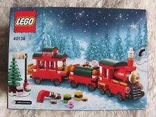 Lego 40138 Weihnachtszug / Christmas Train  Limited Edition Neu u. OVP !
