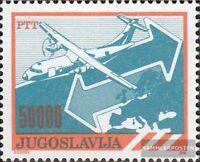 Jugoslawien 2384 (kompl.Ausg.) postfrisch 1989 Postdienst