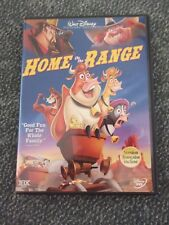 Disney's Home On The Range Region 1 DVD